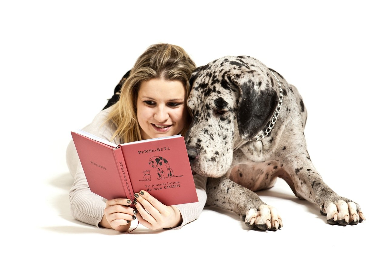 """Qui connait le """"Pense-Bête"""" ? Le journal intime de votre chien !"""