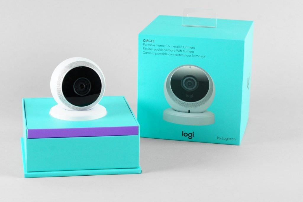 caméra Circle Logi