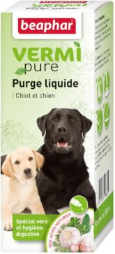 vermipure vermifuge pour chien